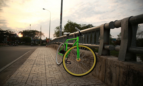 Bici fixie_central