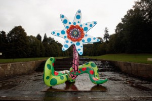 Sotheby's Launch Their Sculpture Exhibition At Chatsworth House